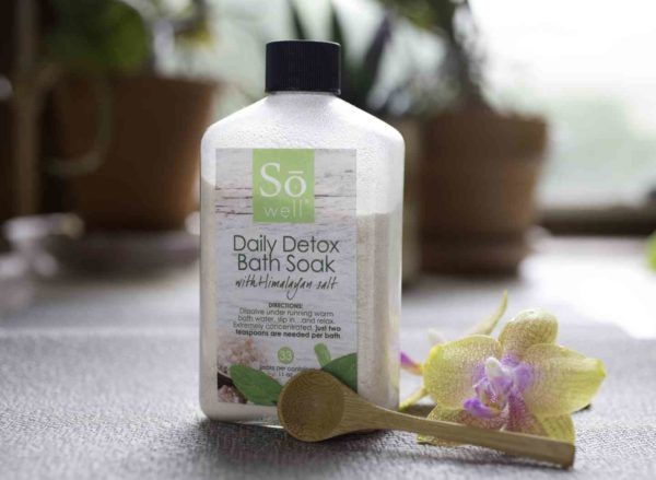 Daily Detox Bath Soak